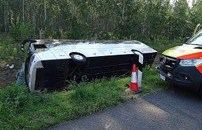 MSZ: specjalne numery telefonów dla rodzin poszkodowanych w wypadku autokaru na Węgrzech