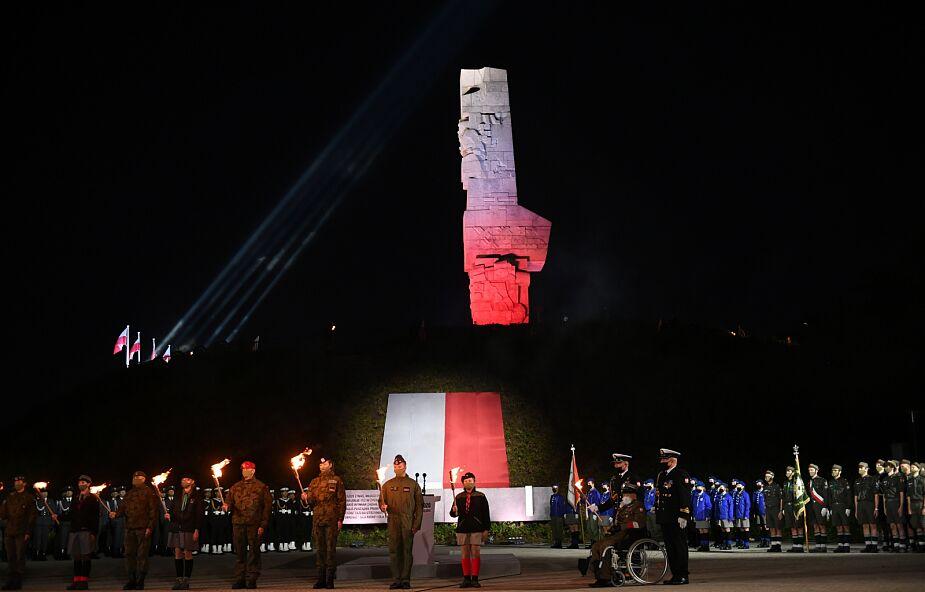 Gdańsk: uroczystości 81. rocznicy wybuchu II wojny światowej