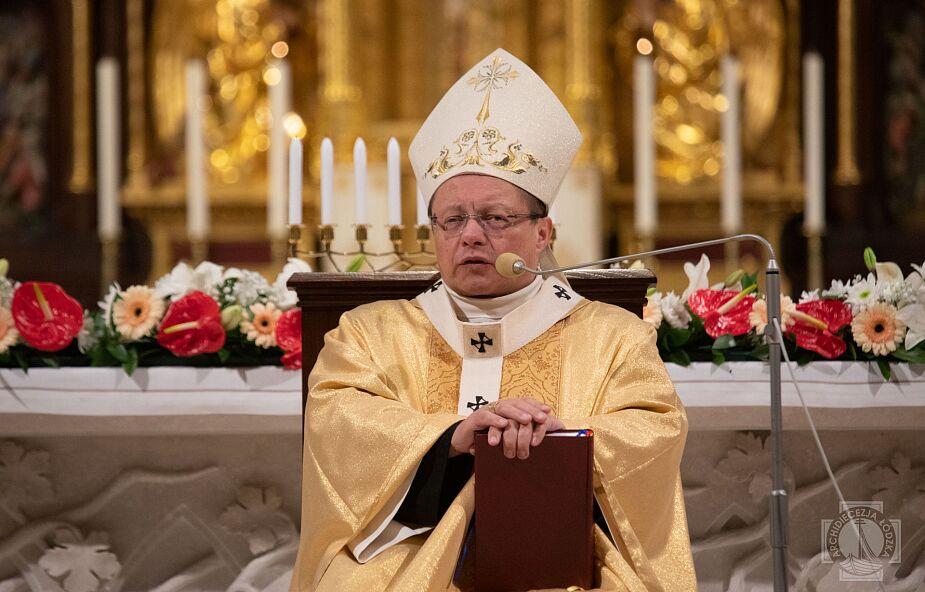 Abp Grzegorz Ryś: Bóg jest miłosiernym dawcą
