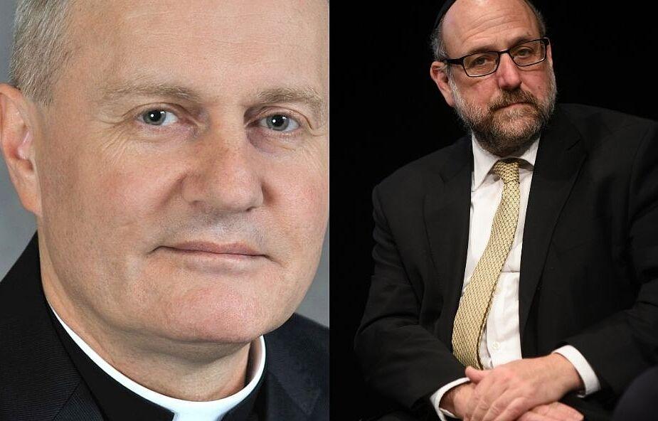 Naczelny Rabin Polski i rektor KUL: potrzeba spotkań izraelskiej i polskiej młodzieży