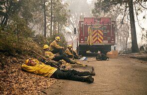 USA: pożary szaleją na Zachodnim Wybrzeżu, zginęło co najmniej 15 osób