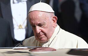 Franciszek: walczyłem między życiem a śmiercią