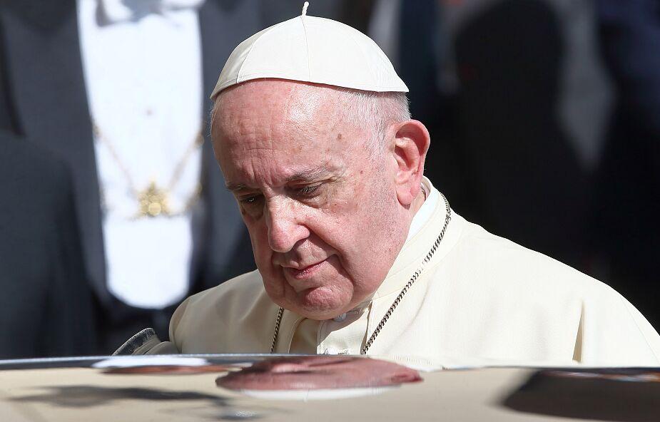 Franciszek jednoznacznie na temat płacenia podatków