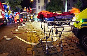 """Dramatyczna relacja ratownika medycznego: """"W pełnych cierpienia oczach nie ma już życia"""""""