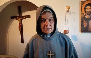 Przez 34 lata była w zakonie felicjanek, zdecydowała się na życie w pustelni. Dlaczego?
