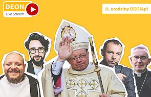 5 wyjątkowych gości, 3 niezwykłe spotkania. Zapraszamy na urodziny DEON.pl