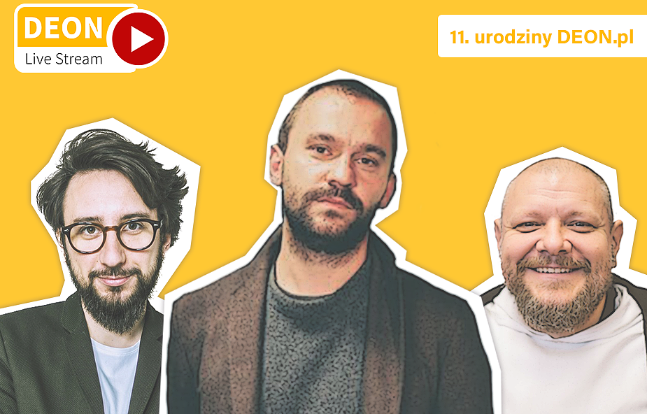 Spotkanie on-line z Włodkiem Markowiczem i Tomaszem Nowakiem OP. Będzie stronniczo