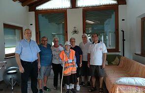 Jasna Góra żegna Emmę Morosini - najstarszą pieszą pątniczkę z Włoch