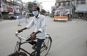 Indie: już 97 570 nowych zakażeń koronawirusem