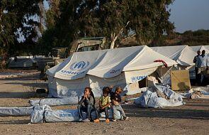 """Grecja / Minister ds. migracji: nowy obóz będzie gotowy """"za 5 dni"""""""
