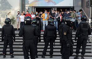 W Mińsku zatrzymano dziennikarza Biełsatu