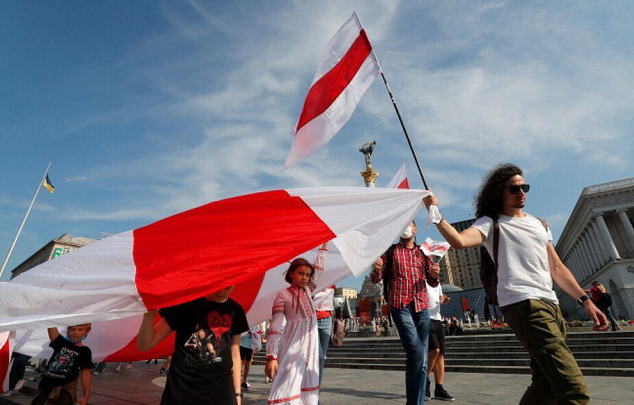 W Brześciu użyto wobec protestujących armatek wodnych