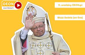 Msza święta w intencji portalu DEON.pl i czytelników