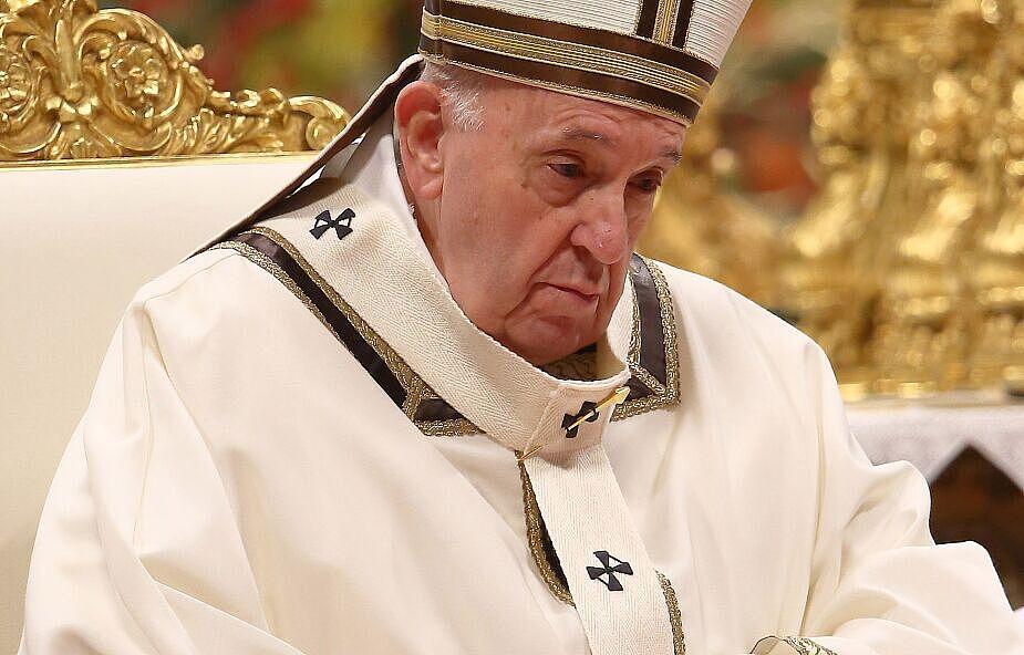 Papież: Biedni nie mają na leki. To niesprawiedliość!