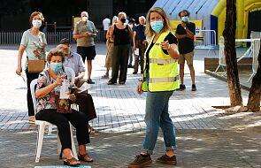 W Hiszpanii w ciągu doby zmarło 156 zainfekowanych koronawirusem, w Portugalii - czterech