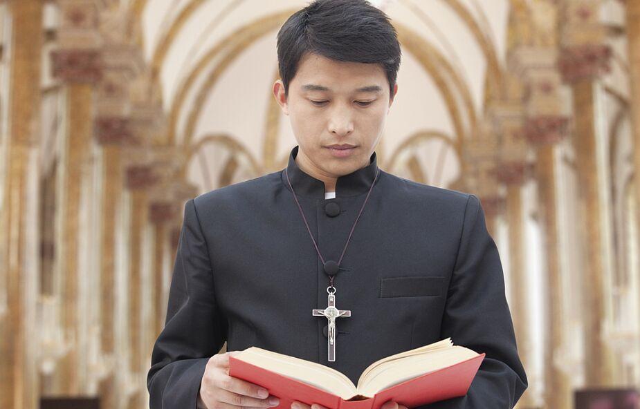 Sytuacja Kościoła w Chinach nadal jest trudna. Mówi o tym tamtejszy kapłan