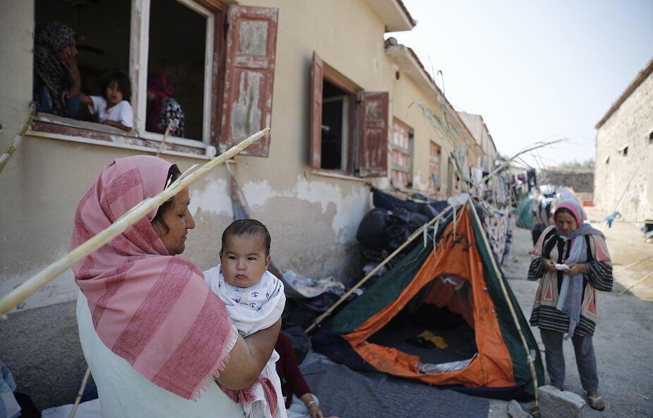 Sytuacja uchodźców na Lesbos jest wciąż niebezpieczna. Pojawiają się groźby