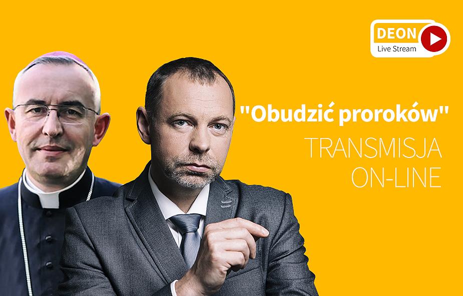 Zobacz spotkanie z bp. Piotrem Jareckim i Tomaszem Krzyżakiem