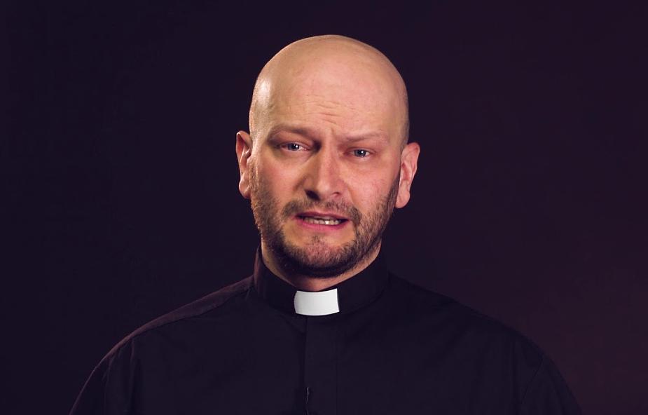 Paweł Sawiak SJ: mam wrażenie, jakby coś we mnie wtedy pękło