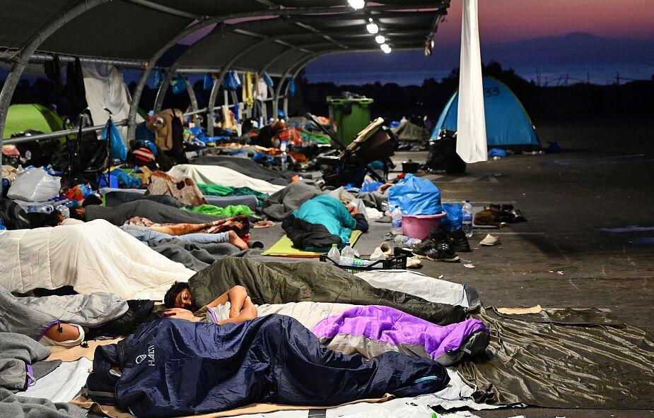 Nowy korytarz humanitarny z Lesbos do Włoch: podpisano porozumienie o przyjęciu i integracji 300 uchodźców