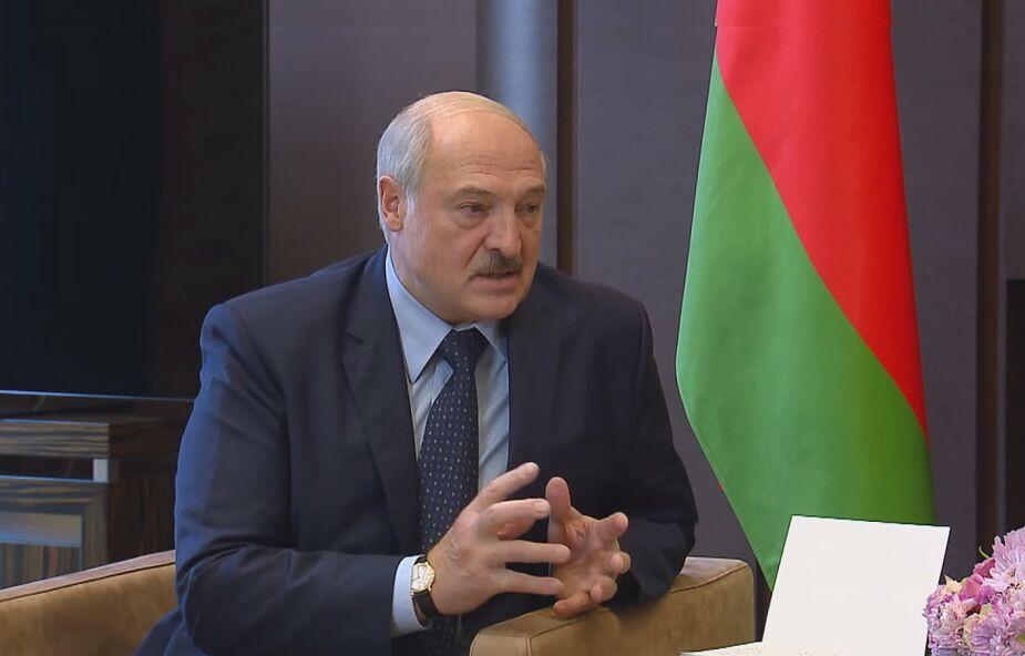 Łukaszenka: zamykamy granice z Litwą i Polską, wzmacniamy granicę z Ukrainą