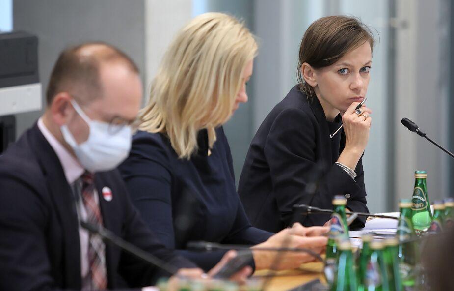 Sejmowa komisja odrzuciła kandydaturę Zuzanny Rudzińskiej-Bluszcz na urząd RPO