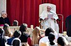 """Franciszek do rodziców osób homoseksualnych: """"Kocham wasze dzieci, gdyż są dziećmi Bożymi"""""""