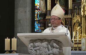 Abp Ryś: nie traćmy czasu na pozorną troskę o Kościół