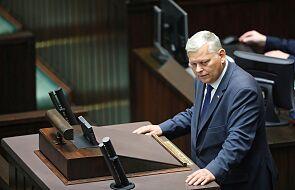 Suski: doszło do zerwania koalicji i mamy rząd mniejszościowy
