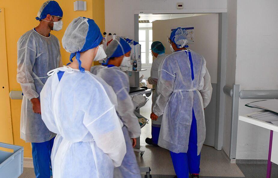 Kraków: 18 osób z koronawirusem w Instytucie Onkologii