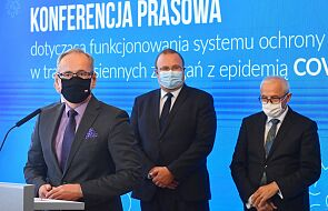 MZ: 7482 nowe zakażenia koronawirusem; zmarło 41 osób