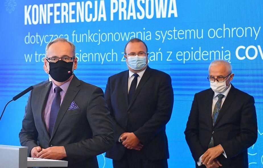 Padł rekord dobowy zachorowań w Polsce. Ministestwo Zdrowia informuje o liczbie zakażonych