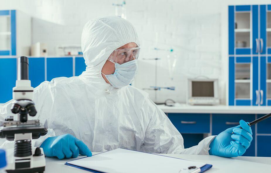 Ministerstwo Zdrowia: 194 laboratoria diagnostyczne wykonują testy na koronawirusa