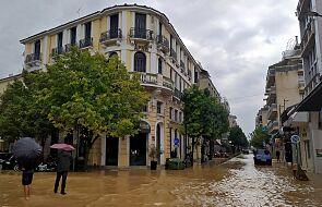 Grecja / Władze: trzy ofiary śmiertelne po przejściu huraganu Ianos