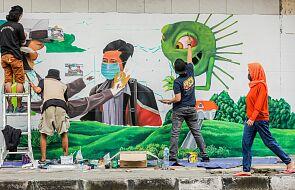 Indonezja: kolejny dzień z blisko 4 tys. nowych zakażeń SARS-CoV-2