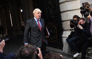 W.Brytania: Johnson ogłosił dodatkowe restrykcje w związku z epidemią