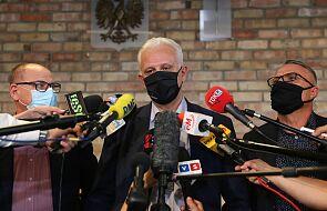 Związkowcy: w kopalniach protestuje ponad 230 osób; w Katowicach trwają rozmowy