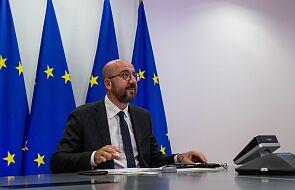 UE: Szef Rady Europejskiej idzie na kwarantannę; szczyt UE przełożony