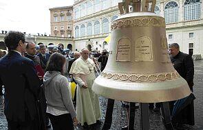 Watykan: papież pobłogosławił dzwon z Polski – symbol prawa do życia nienarodzonych dzieci