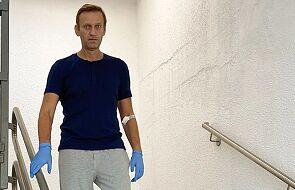 Niemcy: Nawalny został wypisany ze szpitala Charite