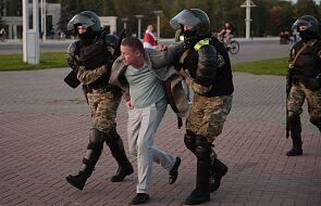 Białoruś / MSW: w środę zatrzymano 364 osoby, w Mińsku – 252