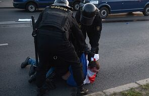 USA, Kanada i W. Brytania planują nałożyć sankcje na przedstawicieli białoruskiego reżimu