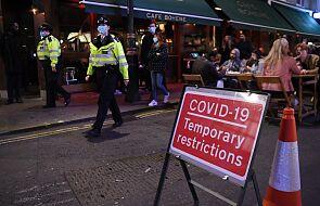 W. Brytania: kolejna rekordowa liczba zakażeń koronawirusem - 6874