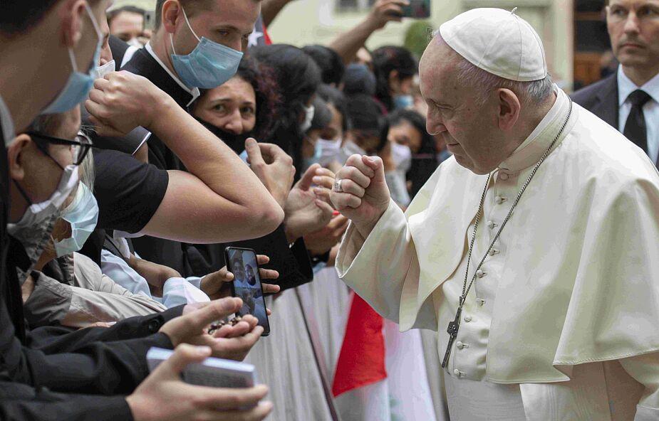 Papież: ONZ powinna stawać się pomostem łączącym narody