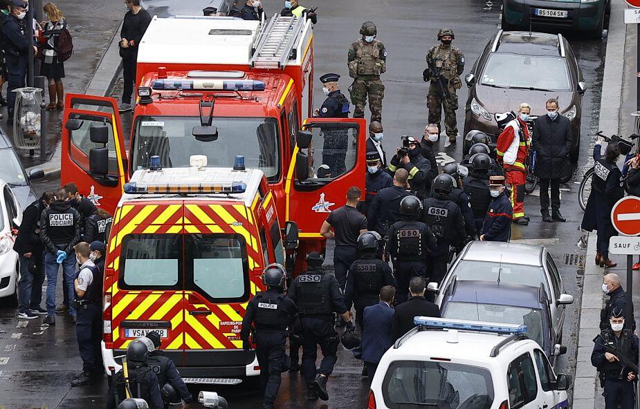 Francja: główny podejrzany o atak w Paryżu wziął odpowiedzialność za swój czyn