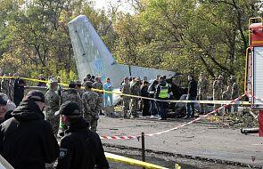 Ukraina: zmarł ranny w katastrofie An-26, w kraju żałoba narodowa