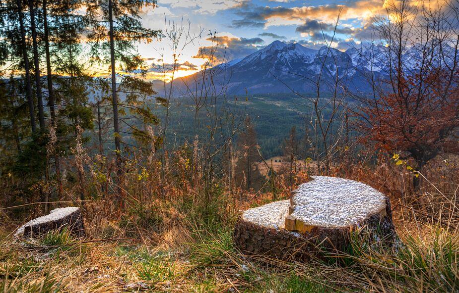 IMGW: w niedzielę możliwy śnieg w Tatrach