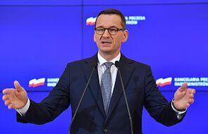 Premier o liście ambasadorów: tolerancja należy do polskiego DNA