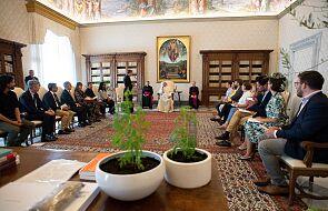 Franciszek konfrontuje się na temat encykliki Laudato sì