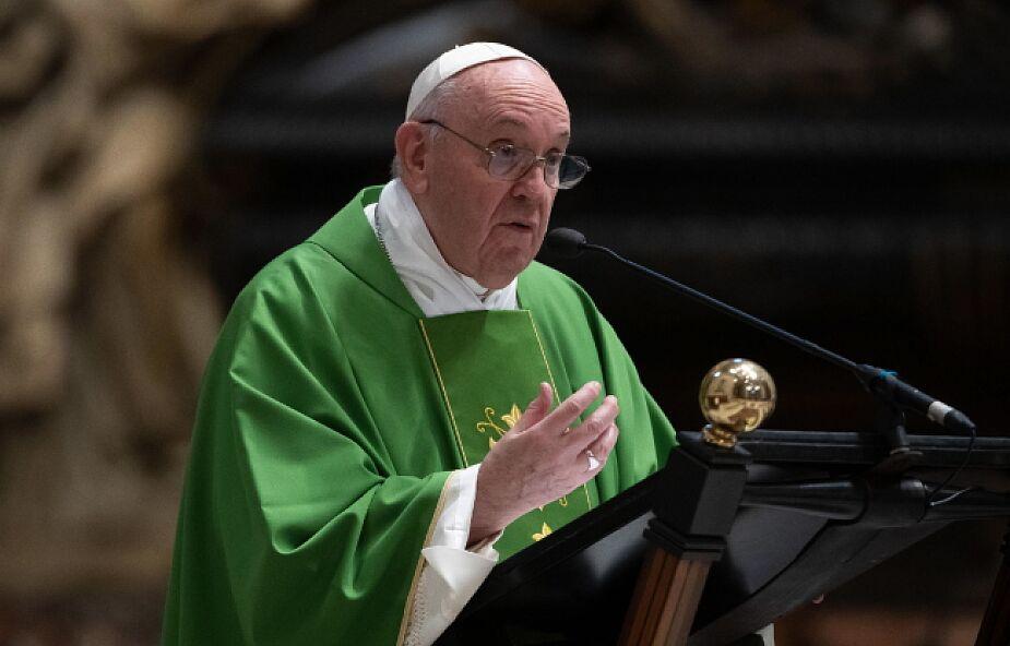 Papież rozmawiał z nuncjuszem w Niemczech